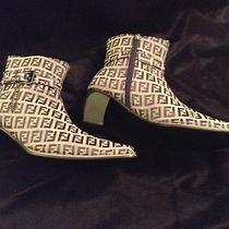 Authentic Designer Fendi Boots  Photo