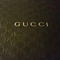 Authentic Designer Gucci Sneakers Photo