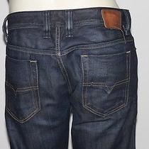 Authentic Diesel Viker Man's Jeans Size 32x32 Photo