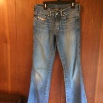 Authentic Diesel Womens Size 26 Jeans Art 630 Lab 262 Photo