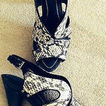 Authentic Dior Platform Sandals Rare Must See Retail 1200 Rare  Photo