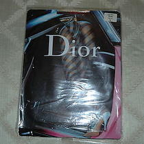 Authentic Dior Tights Size 1 Coloris Rouge Photo