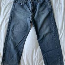 Authentic Dkny Blue Jeans Boys Mens Pants Size 36 Zipper Fly Photo