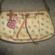 Authentic Dooney and Bourke Baguette Purse Photo