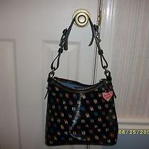 Authentic Dooney and Bourke Bucket Handbag Photo
