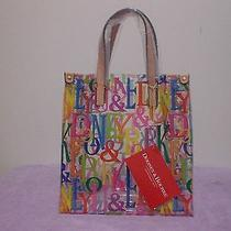 Authentic Dooney & Bourke Clear Retro Lunch Bag Photo