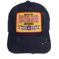Authentic Dsquared 2 Dirty Oil Painted This Cap Photo