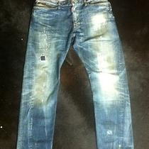 Authentic Dsquared 650 Dungarees Kenny Oiled Jeans 52 New & Rare 36 Balmain Photo