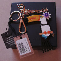 Authentic Dsquared2  Bird Key Ringnwtgs Cute Photo