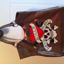 Authentic Ed Hardy Purse Photo