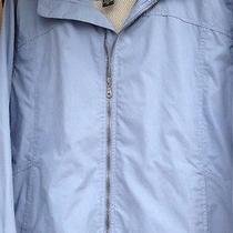 Authentic Eddie Bauer Outdoor Outfitter Xxl Womens Jacket Sky Blue Photo