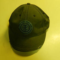 Authentic Element ( Go Green) Ball Cap One Size Fits All Photo