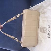 Authentic Escada Shoulder Bag Photo