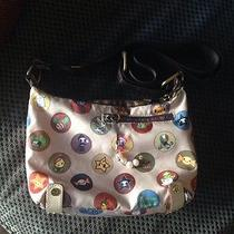 Authentic Euc Tokidoki for Lesportsac Famiglia Bambinone Cross Body Shoulder Bag Photo