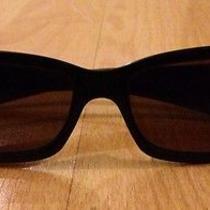 Authentic Fendi Black Sunglasses  Gift Photo