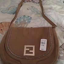 Authentic Fendi Crossbody Handbag Photo