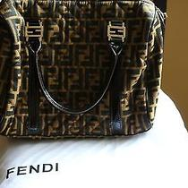 Authentic Fendi Designer Purse Photo