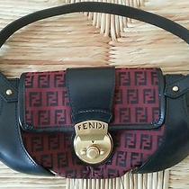 Authentic Fendi Handbag Borsa Tuc Photo