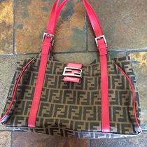 Authentic Fendi Handbag Reduced Price Photo