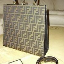 Authentic Fendi Handbag With Shoulder Strap Photo