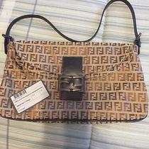Authentic Fendi Shoulder Bag Photo