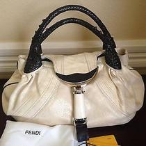 Authentic Fendi Spy Bag- Retail Price Was 2270 Photo