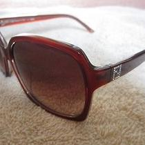 Authentic Fendi Sunglasses Red Photo