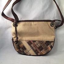 Authentic Fossil Vintage Bag Photo