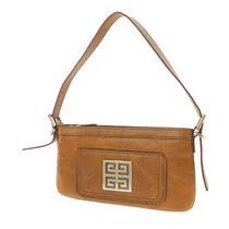 Authentic Givenchy Leather  Shoulder Bag   One Shoulder Photo