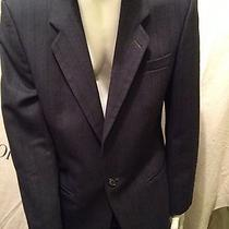Authentic Givenchy Mens High-End Blazer- Classy Mint Cond. Size 42 100% Wool Photo