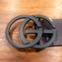 Authentic Gucci Belt Photo