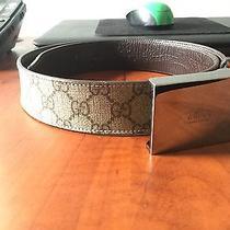 Authentic Gucci Belt Photo