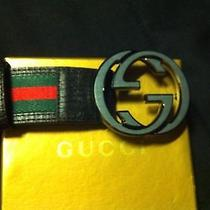 Authentic Gucci Belt Fits 36-40 Photo