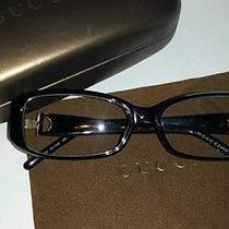 Authentic Gucci Glasses Photo
