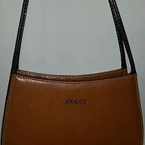 Authentic Gucci Handbag Brown Photo