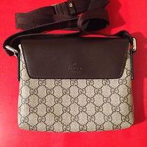 Authentic Gucci Man Purse With Bag Photo