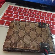 Authentic Gucci Men Wallet Photo