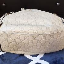 Authentic Gucci Pelham Monogram Braided Straps Handbag Photo