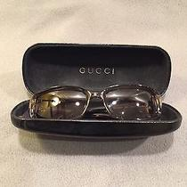 Authentic Gucci Sunglasses (Gg2455/s) With Case. Unisex Styling Photo