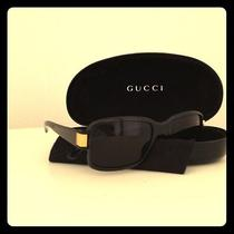 Authentic Gucci Sunglasses With Box and Cloth Photo
