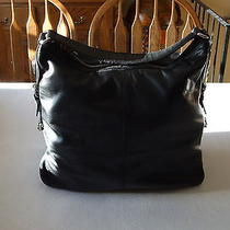 Authentic Gucci Village Double G Leather Hobo Handbag Photo