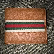 Authentic Gucci Wallet Billfold Photo