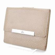 Authentic  Gucci Wallet  Made in Italy Light Brown Leather 54024 Photo