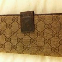 Authentic Gucci Wallet-Vintage  Photo