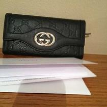 Authentic Gucci Women's Continental Wallet Photo