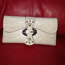 Authentic Guess Wallet Beige  Photo