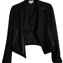 Authentic Helmut Lang 100% Wool Womens Blazer Size Small Photo
