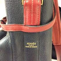 Authentic Hermes Golf Bag Photo