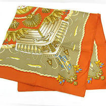 Authentic Hermes Scarf Photo
