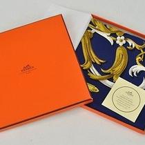 Authentic Hermes Scarf Le Mors